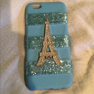 🔴Eiffel Tower iPhone 6 case new